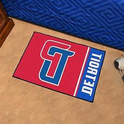 FANMATS 17910 NBA Detroit Pistons Uniform Inspired Starter R