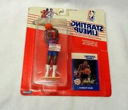 1988 Starting Lineup SLU Detroit Pistons Isiah Thomas MOC Se