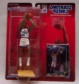 1998 DETROIT PISTONS GRANT HILL NBA STARTING LINEUP ACTION F
