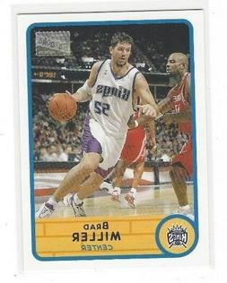 2003-04 BAZOOKA BASKETBALL BASE SERIES SINGLES