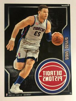 Blake Griffin Detroit Pistons 2018-19 Fathead Tradeables Sti