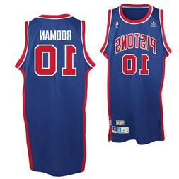 Dennis Rodman #10 Detroit Pistons Retro Classic Swingman Jer
