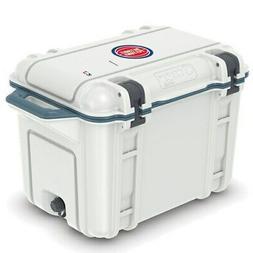 Detroit Pistons OtterBox 45-Quart Cooler - White