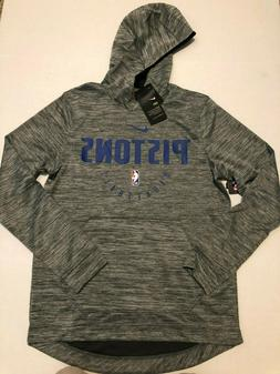 Nike Detroit Pistons Basketball Spotlight Size: Medium Hoodi