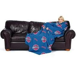 detroit pistons comfy throw