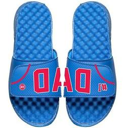 Detroit Pistons ISlide Dad Slide Sandals