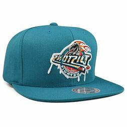 Detroit Pistons DRIPPED Snapback Mitchell & Ness NBA Adjusta