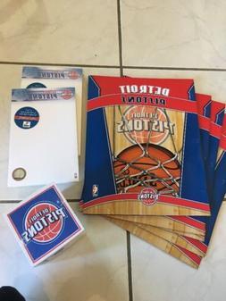 Detroit Pistons Gift Set