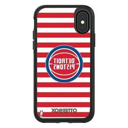 Detroit Pistons OtterBox iPhone Symmetry Striped Design Case