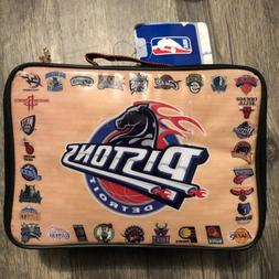 DETROIT PISTONS LUNCHBOX NBA lunch box basketball sports car