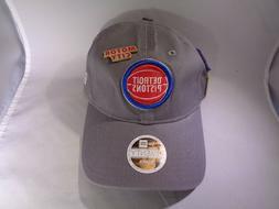 Detroit Pistons NBA New Era 9TWENTY Adjustable Baseball Hat