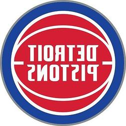 Detroit Pistons NBA Color Die Cut Decal Sticker Choose Size