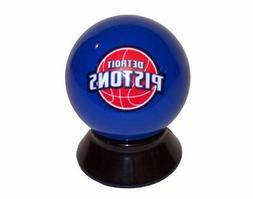 DETROIT PISTONS NBA POOL TABLE BILLIARDS CUE 8 BALL MEEKS JE