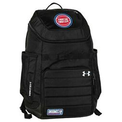 Detroit Pistons Under Armour NBA Undeniable Backpack