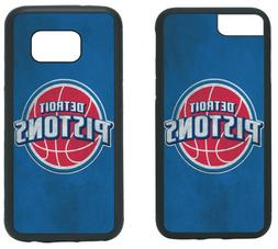 DETROIT PISTONS PHONE CASE COVER FITS iPHONE 7 8+ XS MAX SAM