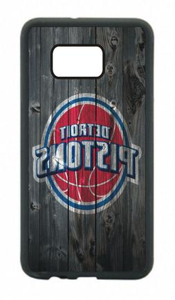 Detroit Pistons Phone Case For Samsung Galaxy S10 S9 S8 S7 S