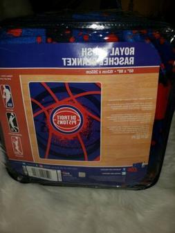 The Northwest Company Detroit Pistons Shadow Play Raschel Th