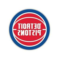 WinCraft Detroit Pistons Team Pin