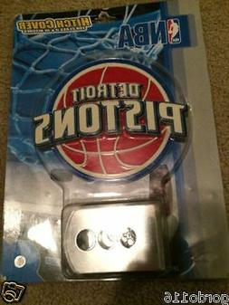Detroit Pistons Trailer Hitch Cover First Class II & III hit