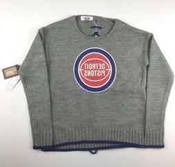 Detroit Pistons Womens Small Touch by Alyssa Milano Laced Up