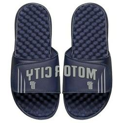 Detroit Pistons ISlide Youth City Edition Slide Sandals - Na