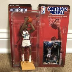 Grant Hill 1998 Starting Lineup NBA Detroit Pistons Figurine