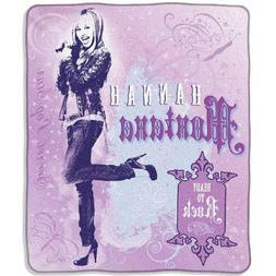 Hannah Montana Throw