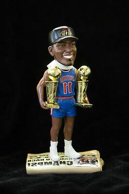 Isiah Thomas Detroit Pistons Back to Back Champs FOCO  Bobbl