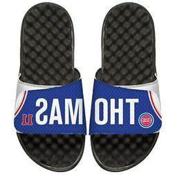 Isiah Thomas Detroit Pistons ISlide Retro Jersey Slide Sanda