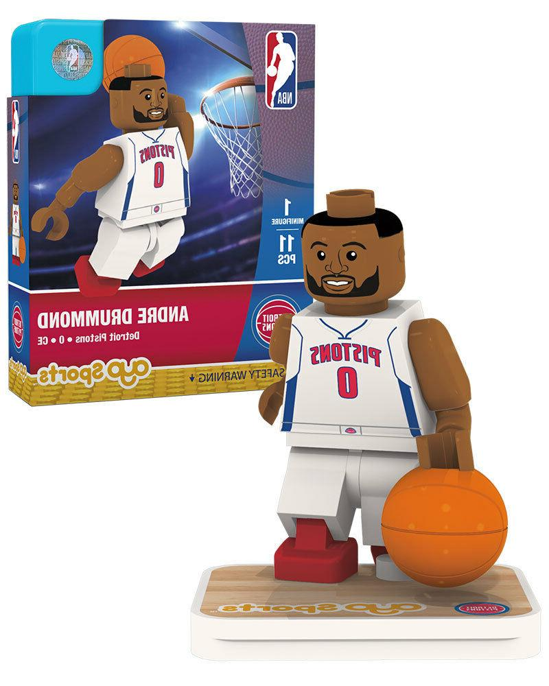 andre drummond detroit pistons sports toys nba