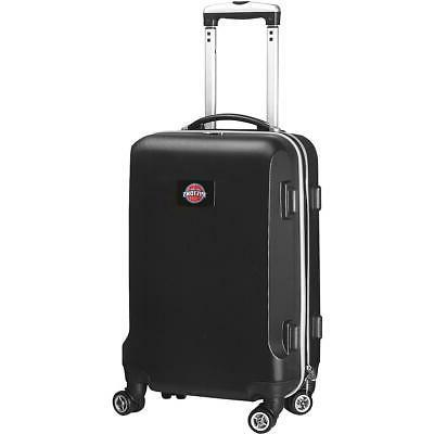 denco sports luggage detroit pistons 20 hardcase