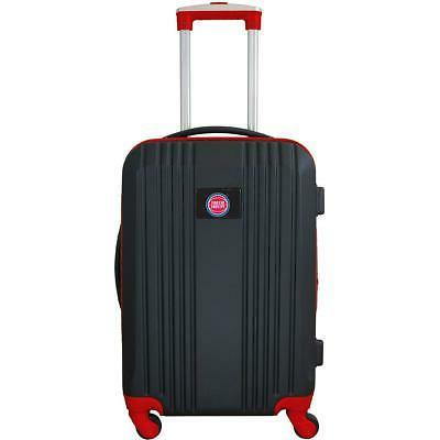 detroit pistons luggage carry on 21in hardcase