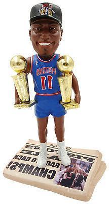Isiah Thomas  Back to Back Champs Exclusive NBA Bobble Head
