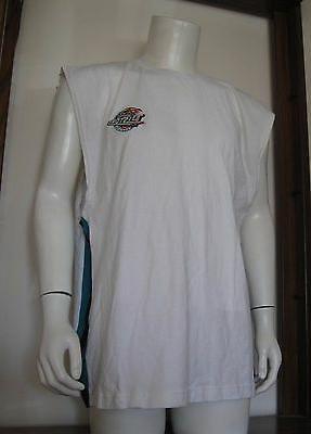 xl men detroit pistons sleeveless shirt white