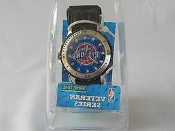 Men's Detroit Pistons Veteran Series Game Time Watch NBA - P