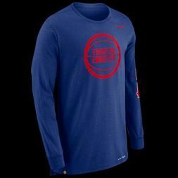 Nike Mens NBA Detroit Pistons Explode Legacy T-Shirt 873927-