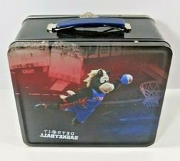 NBA Detroit Pistons Basketball Lunch box Palace of Auburn Hi