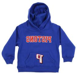 OuterStuff NBA Infant and Toddler's Detroit Pistons Fleece H