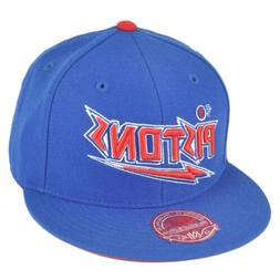 NBA Mitchell Ness TK40 Detroit Pistons Alternate Fitted Flat