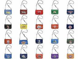NBA Officially Licensed Cocktail Jersey Mini Purse / Handbag