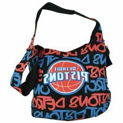 NBA Robin Ruth Detroit Pistons Round Shoulder Hand Bag Cross