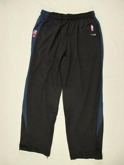 NEW Nike Detroit Pistons - Black/Blue Athletic  Pants