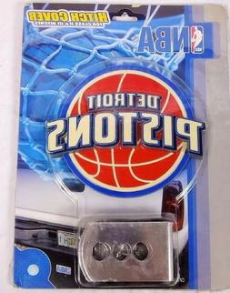 NEW Detroit Pistons Large Trailer Hitch Cover  NBA Basketbal