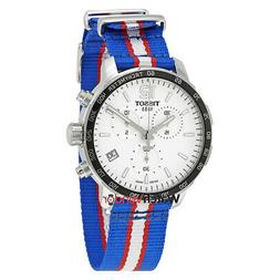 Tissot Quickster Detroit Pistons Chronograph Men's Watch T09