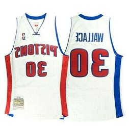 Rasheed Wallace Detroit Pistons Mitchell & Ness Men's 2003-0