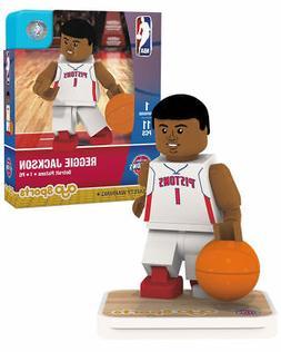Reggie Jackson Detroit Pistons OYO Sports Toys NBA G1 Series