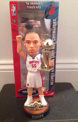 Tayshaun Prince Detroit Pistons 2004 NBA Finals Champions Tr