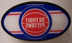 "Trailer Hitch Cover NBA Basketballl Detroit Pistons NEW 2"" r"